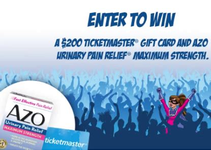 Summer Concert Sweepstakes - azo summer concert sweepstakes