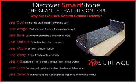 25 best ideas about resurface countertops on best 25 granite overlay ideas on counter top