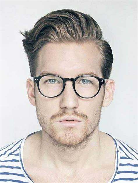 hairstyles for square faces with glasses classy and modern mens hairstyles mens hairstyles 2018