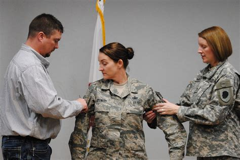 by order of the air national guard chief congmil nokomis resident receives top rank in illinois air