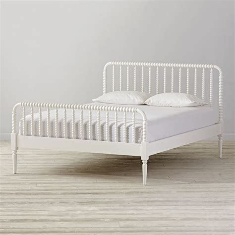 jenny lind full bed full jenny lind white bed the land of nod