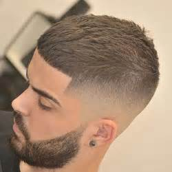 hair cut with a fade 33 hairstyles for men with straight hair men s