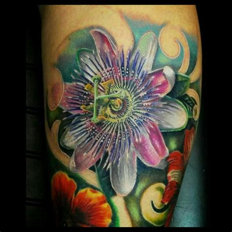 passion flower tattoo designs 17 best ideas about flower tattoos on
