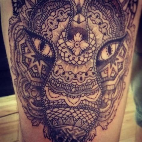 tattoo mandala animal 17 best images about geometric animals on pinterest