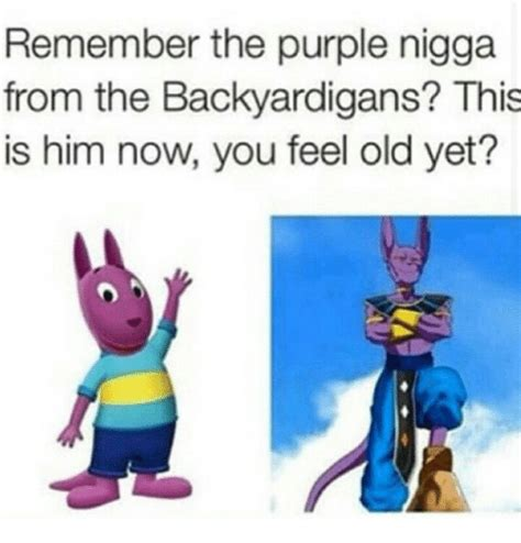 Backyardigans Meme Remember The Purple From The Backyardigans This Is