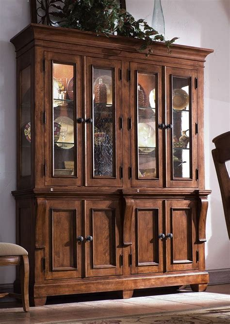 kincaid tuscano dining room set tuscano bois clair finish china cabinet by kincaid