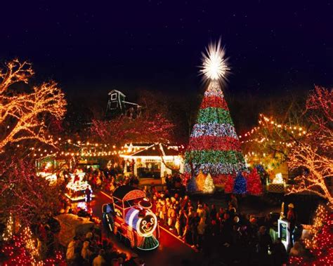 holiday decor ozark mo 10 towns with dazzling holiday decorations hgtv