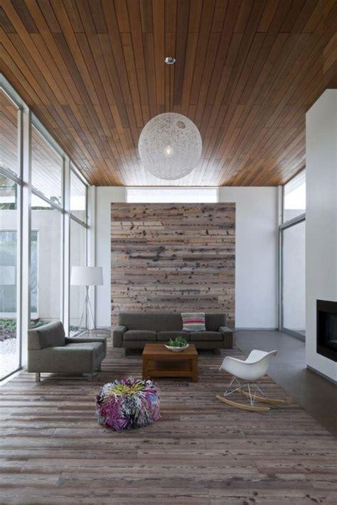 schaukelstuhl skandinavisch rustikales wohnzimmer einrichten schaukelstuhl