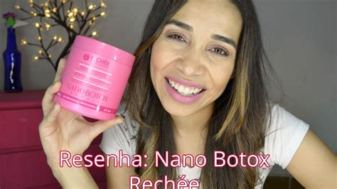 nano botox repair resenha
