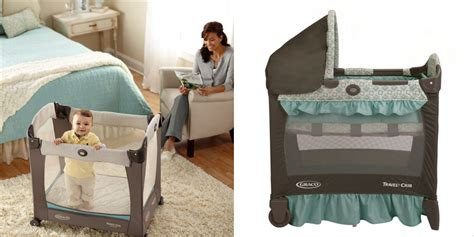 Graco Travel Lite Crib Parts by Graco Signature Crib Graco Crib Likenew Graco