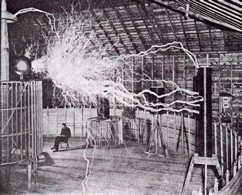 Biografia De Nikola Tesla En Español El Personatge De Nikola Tesla