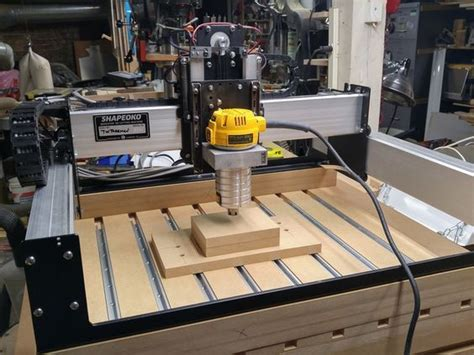 shapeoko  upgrades part  long   cnc wood