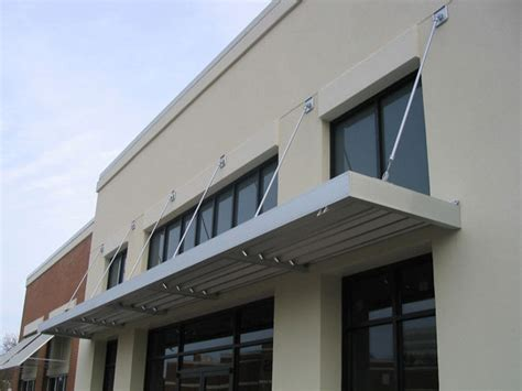 awning metal image gallery metal awnings
