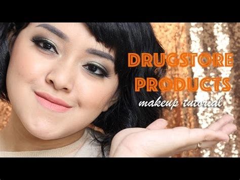 Makeup Lizzie Parra drugstore products makeup tutorial lizzie parra