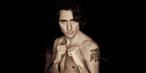 justin trudeau tattoo of haida raven is badass