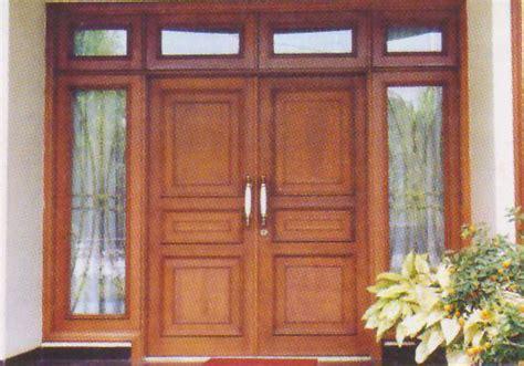 Ventilasi Ruangan Jendela Jalusi Jendela Kepyak Lubang Angin Alum model pintu rumah 2 pintu yang paling baru desain rumah