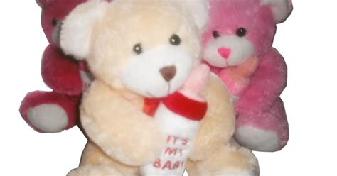 Bantal Mobil Murah Kepala Sapi Totol Bw boneka panda dot its my baby kode pa139 boneka lucu dan murah