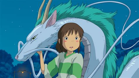 spirited away ghibli month spirited away and friends