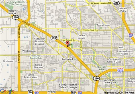 houston map galleria area map of towneplace suites houston by the galleria houston