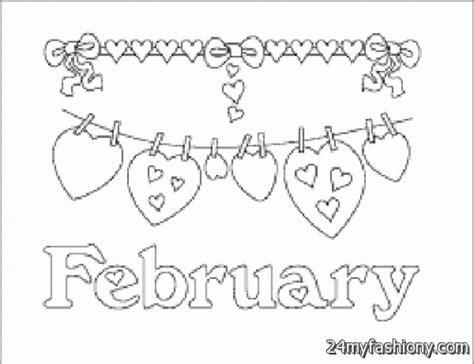 february coloring pages february coloring pages printable 2016 2017 b2b fashion