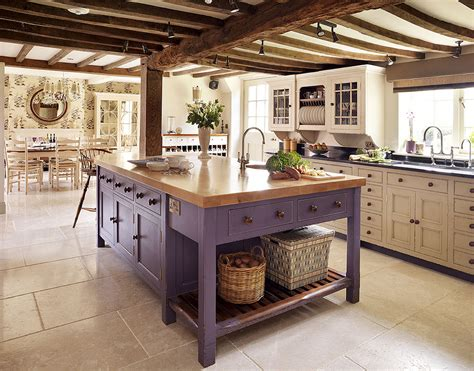 Hand Made Kitchen Cabinets by Damson Worktable The Chalon Worktable Is One Of Those