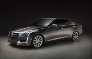 Cadillac Cts V Sedan 2014 2014 Cadillac Cts Sedan Gm Authority