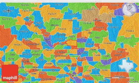 zip code map plano tx collin county zip code map zip code map