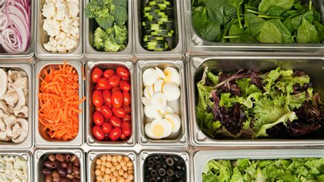best salad bar toppings salad bar items to avoid