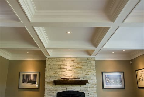 Coffered Ceiling System by Coffered Ceilings House Of Carpentry