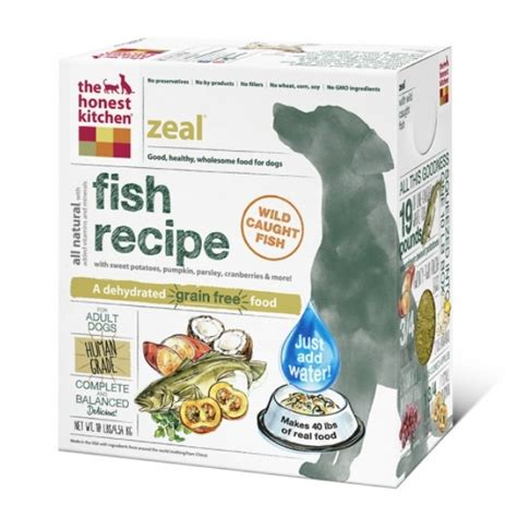 Honest Kitchen Food by The Honest Kitchen Zeal Dehydrated Food