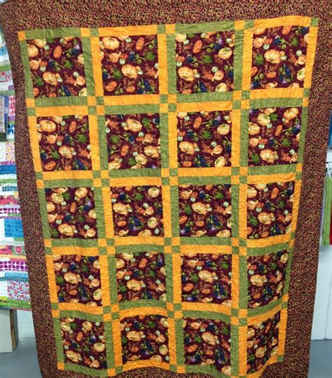Autumn Quilt Kits by Kits