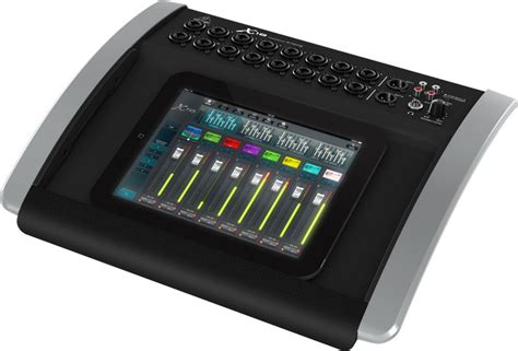 Mixer Digital Behringer X18 behringer release x18 mixer musictech