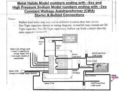 metal halide ballast wiring diagram 400w hps ballast wiring diagram 31 wiring diagram images