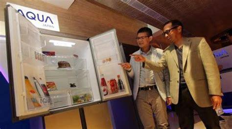 Mesin Cuci Aqua Duo 16kg aqua japan luncurkan inovasi baru peralatan elektonik
