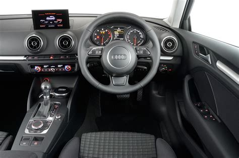 Audi A3 Interior by White Audi A3 2013 Interior 3d Car Shows