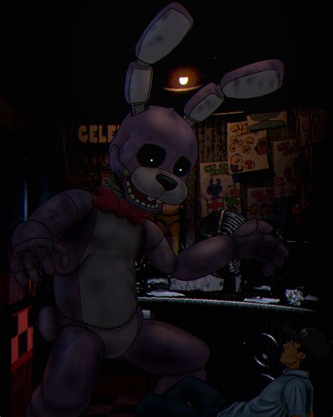 five nights at freddys bonnie by wolfdomo on deviantart mike s bonnie encounter five nights at freddy s know