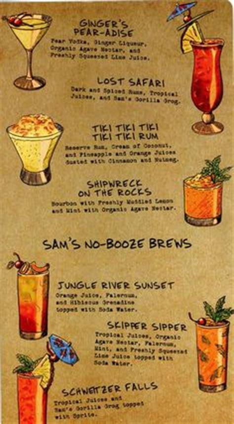 cocktail names tropical cocktails outrigger resorts taste