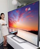 Image result for largest flat screen tv. Size: 129 x 160. Source: www.cnet.com