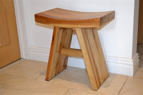 Teak Bathroom Stool Uk Teak Bath Shower Stool