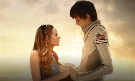 film romance review the space between us film review an inter planetary