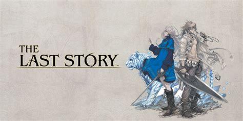 Last Stories the last story wii nintendo