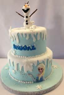 frozen olaf birthday cake viewing gallery