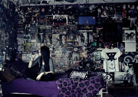 small bedroom ideas for teenage boys punk rock bedroom band room tumblr