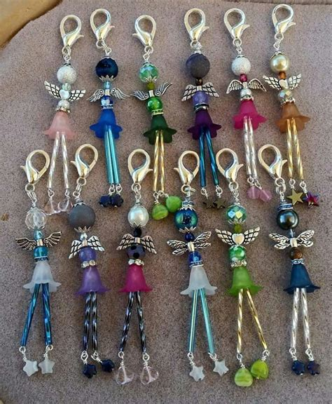 jewelry crafts for best 25 key rings ideas on