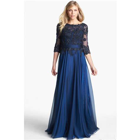 Elegance Dress cheap plus size of the dresses elegance black lace bodice with 3 4 sleeve prom