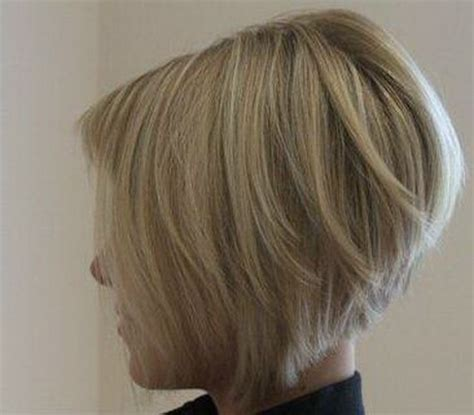 very short aline hairstyles a line