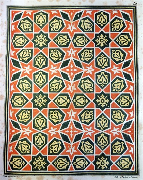 pattern magic italiano historic designs and patterns in color from arabic and