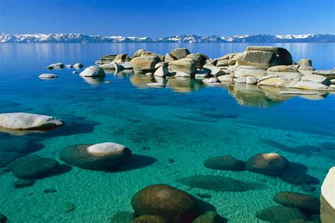 tahoe two million years old clear alpine lake in usa places to see in your lifetime