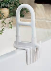 tub grab bars bath disability bathroom safety rails