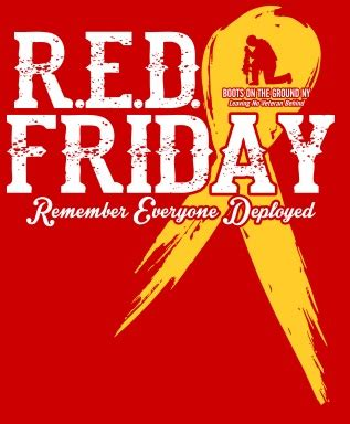 red friday     home boots   ground ny